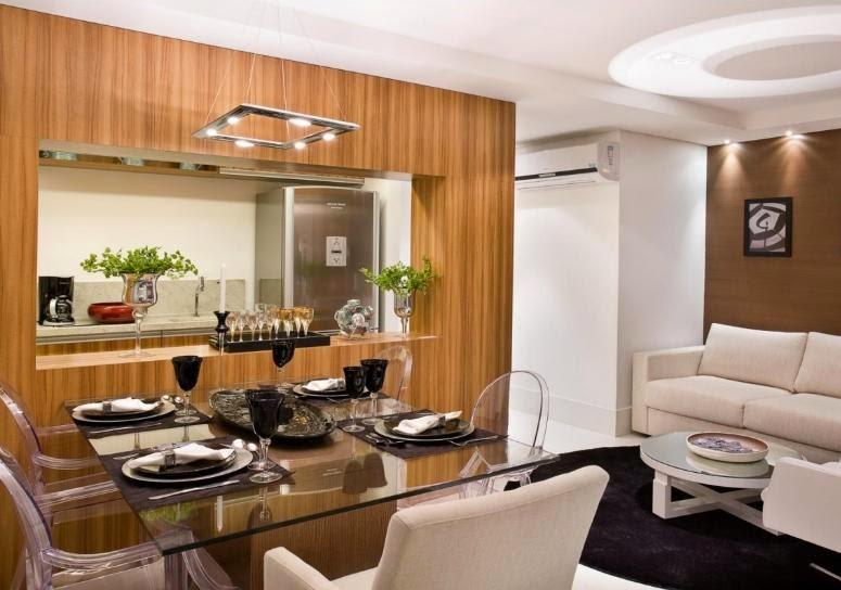 Dicas de como decorar apartamento pequeno dica 2 for Cocina apartamento pequeno